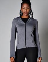 Ladies Fashion Fit Sports Jacket