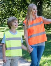 Kids and Adults Safety Poncho EN 1150